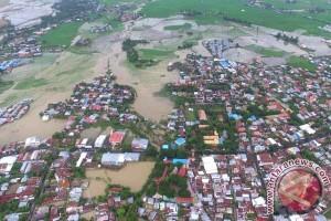 Ratusan Warga Bulukumba Mengungsi Karena Banjir