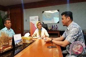 Bupati Gowa Perkenalkan Beautiful Malino Di Kemenpar