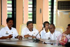DPRD dan OPD Sinjai Gelar Rapat Kerja