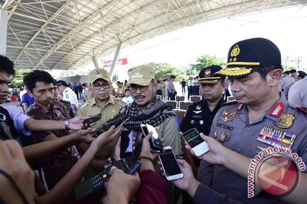 Gubernur Apresiasi Kinerja Aparat Ciptakan Sulsel Kondusif