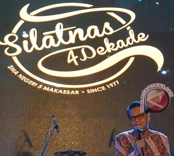 Ribuan Alumni Hadiri Silatnas SMAN 5 Makassar