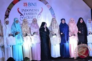 PAMERAN INDONESIA FASHION CRAFT 2017