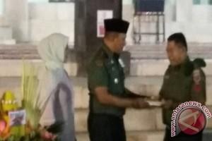 Pengdam Minta Babinsa Sosialisasikan Nama Kodam XIV/Hasanuddin