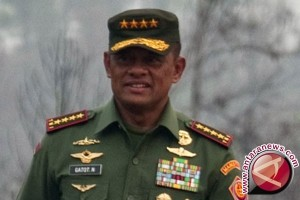 Panglima TNI Gembira Poso Semakin Ceria