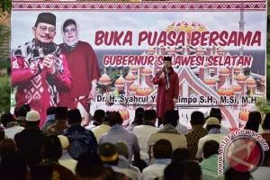Gubernur Buka Puasa Bersama Kepala Sekolah