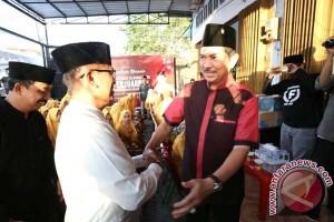 Wagub Buka Puasa Bersama PDIP Sulsel