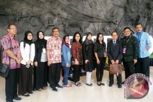 Disbudpar Sulsel Tampil Maksimal Pada BBTF 2017