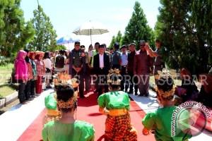Gubernur Sulbar Berterima Kasih Pada TNI