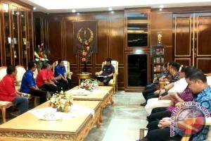 Gubernur Sulsel Ingin Pomnas Sebagai Kemandirian Daerah