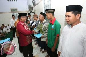 Wagub Bantu Pembangunan 12 Masjid Di Jeneponto