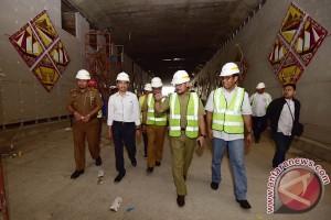 "Gubernur Pastikan ""Underpass"" Berfungsi 18 Juni"