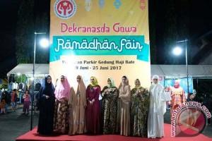 "Dekranasda Gowa Gelar ""Ramadhan Fair"""