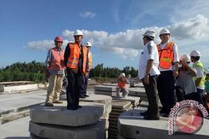 "Pembangunan ""Middle Ring Road"" Makassar  Capai 40 Persen"