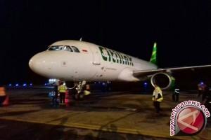Citilink Mendarat Perdana Di Bandara Haluoleo