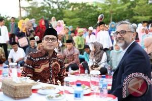 Dubes Inggris Terpikat Proyek Jalan Tol Makassar
