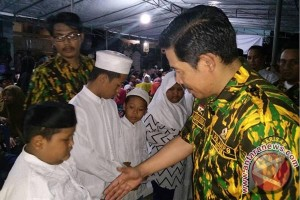 AMPG Sulsel Santuni 2.000 Anak Yatim