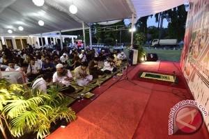 Gubernur Paparkan Program Strategis Pada Buka Bersama