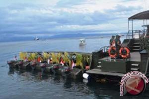Korem 152 Operasikan KMC V7 Di Malut