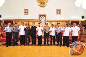 Gubernur Evaluasi Stabilitas Ekonomi Politik Keamanan Sulsel