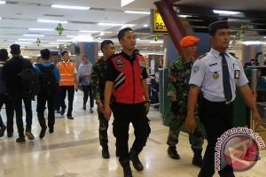 Penumpang di Bandara Sultan Hasanuddin meningkat 12,3 persen