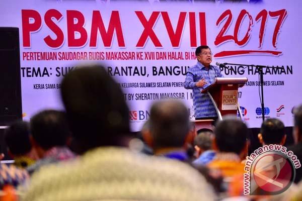 Wapres JK Bakar Semangat Peserta PSBM XVII