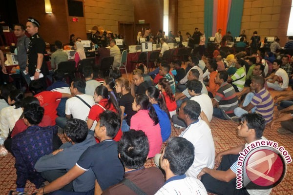 KBRI Kuala Lumpur Imbau TKI Ilegal Pulang Daripada Dirazia