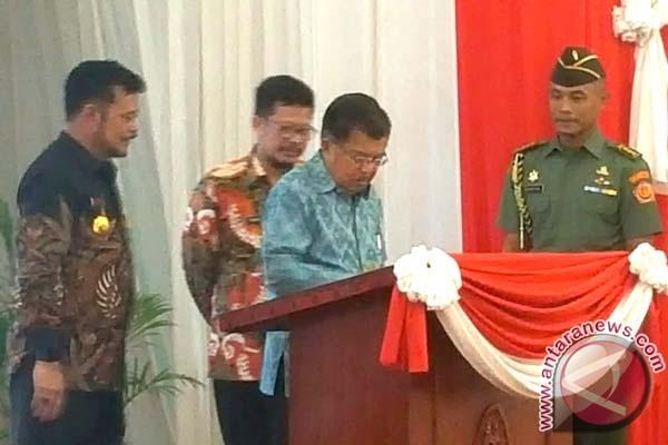 Wapres Resmikan E-Panrita Center Di Makassar