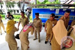 Halal Bihalal Tandai Hari Pertama Gubernur Sulsel