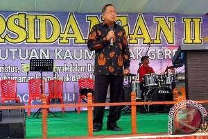 PKBGT Gelar Persidangan di Toraja Utara