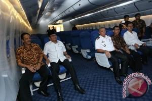 Wagub: Simulasi Pesawat Bantu Pemahaman Jamaah Haji