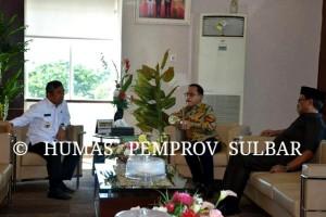 SDK Usulkan Program Beasiswa Ke Gubernur Sulbar
