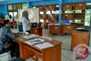 Diklatpim OPD Sinjai Seminar Laboratorium Kepemimpinan