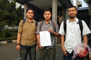 Pewarta LKBN ANTARA Laporkan Kekerasan Wartawan ke Polda