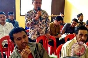 Pemkab Sinjai Gelar Sosialisasi dan Konsultasi Publik