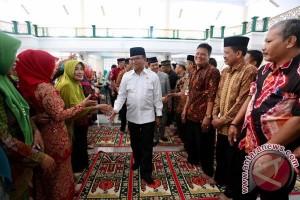 Wagub Sulsel Hadiri Halal Bihalal Kabupaten Pinrang