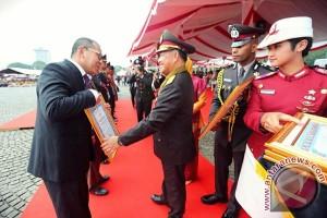 Wali Kota Diundang Terima Penghargaan Oleh Kapolri