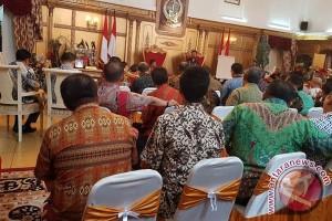 Gubernur Sulsel Dorong SKPD  Maksimalkan Kinerja