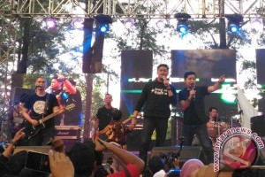"Andra The Backbone Pukau Pengunjung ""Beautiful Malino"""