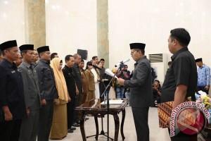 Wali Kota Makassar Lantik 22 Pejabatnya