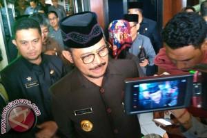 Syahrul Prihatin Status Setya Novanto