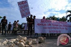 Ahli Waris Blokir Kembali Tol Refomasi Makassar