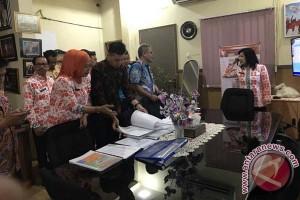 Tim Monitoring Kemenpan-RB Kunjungi Disdukcapil Makassar