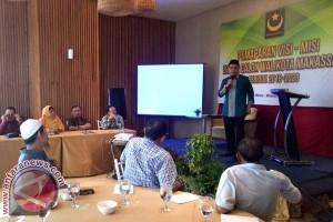 Mantan Rektor UNM Panelis Uji Kepatutan Wawali