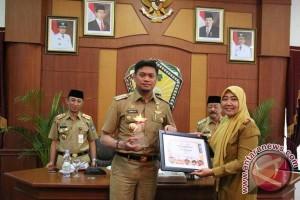 Pemkab Gowa Raih Dafa Award 2017