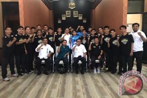 Bupati Sinjai Lepas Kontingen Futsal Ke Pra Porda