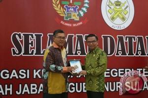 Provinsi Sulsel-Kerajaan Terengganu Pererat Kerja Sama
