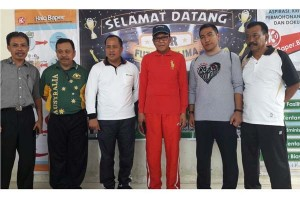Bupati Bantaeng Apresiasi Pra Porda Futsal