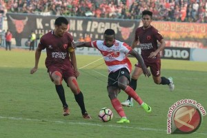 Madura United Kalahkan PSM Makassar 1-0