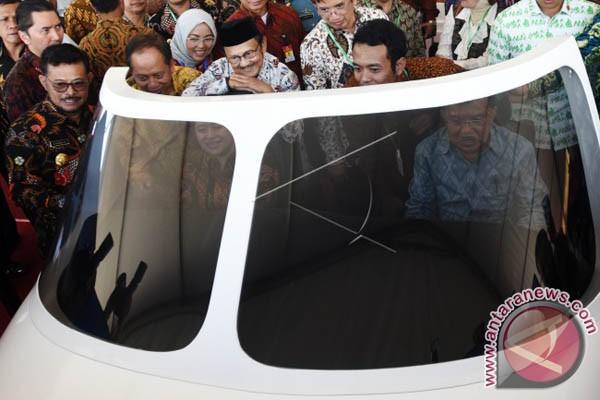 Wapres Buka Harteknas 22 Di CPI Makassar