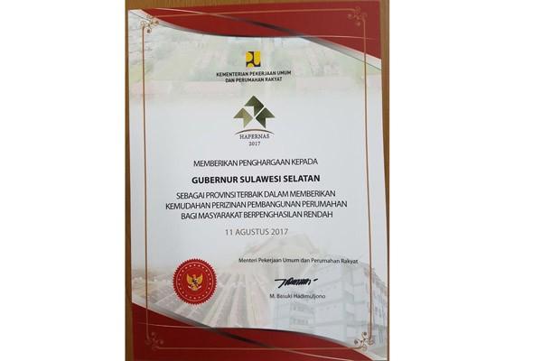 Jokowi Akui Kehebatan Gubernur Sulsel